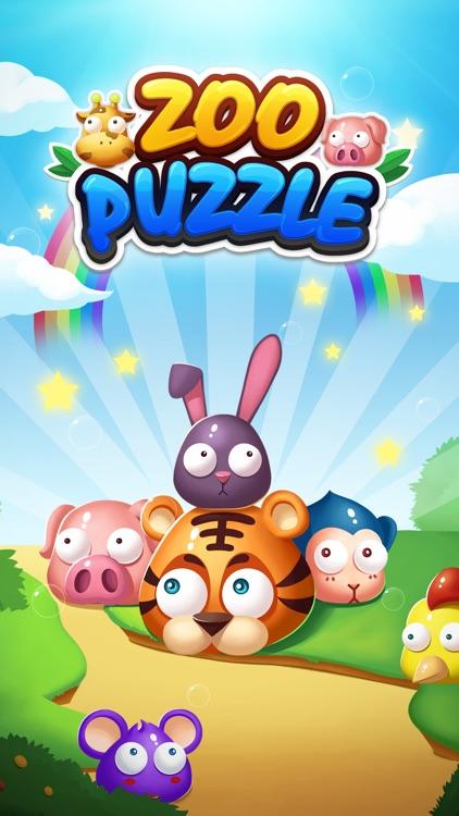 Zoo Puzzle!