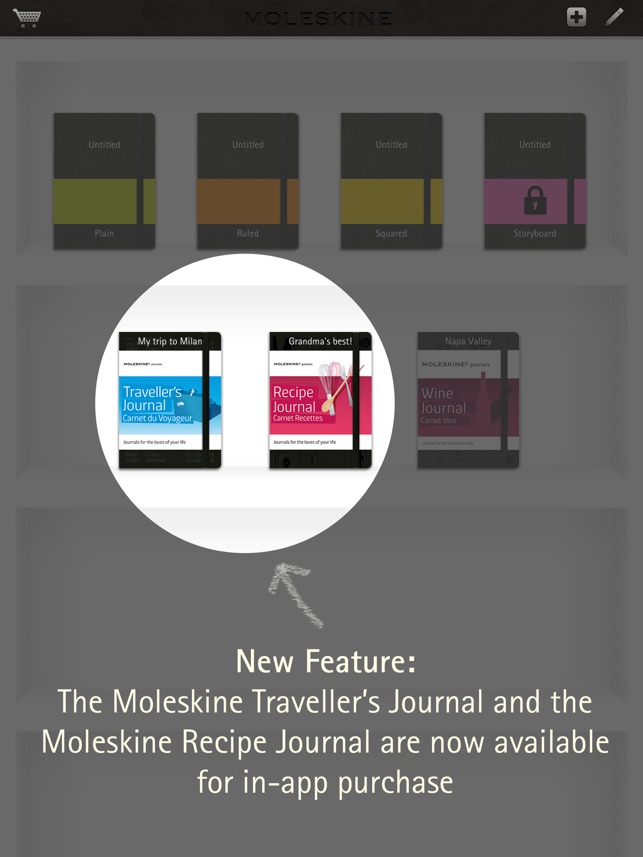 Moleskine Journal on the App Store