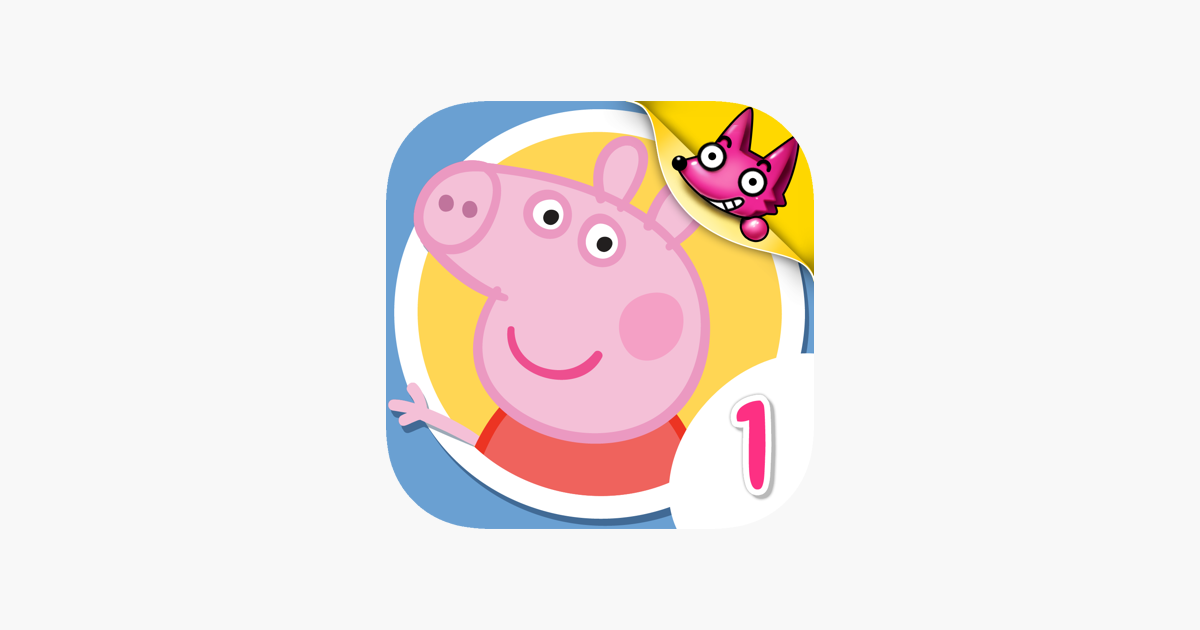Peppa Pig 1 - Watch Videos and play Games for Kids on the