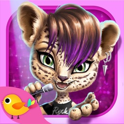Rock Star Animal Hair Salon - Wild Pets Makeover