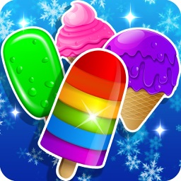 Ice Cream Frenzy: Free Match 3 Game