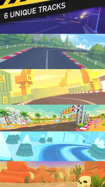 Thumb Drift - Furious Racing screenshot-3