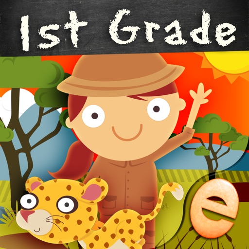 Animal First Grade Mathe Spiele