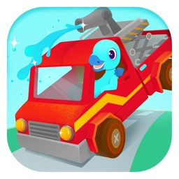Fire Truck Go - FireTruck Simulator Games for Kids