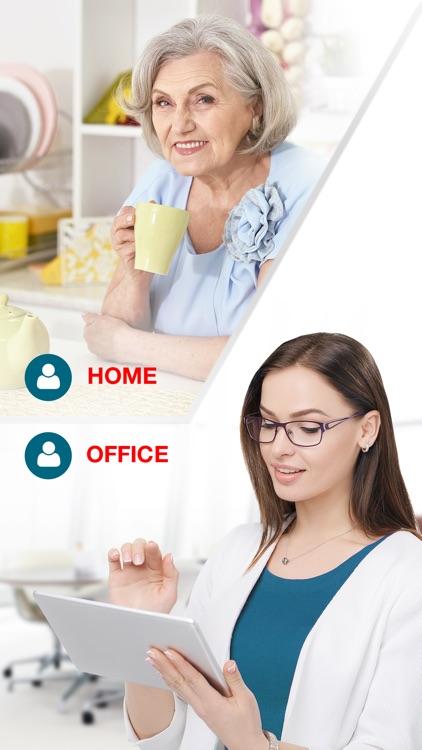 Senior Monitor: Elder Care For Grandma & Grandpa