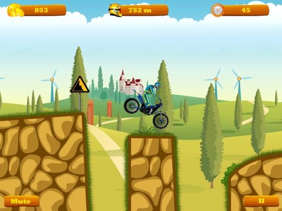 Screenshot #4 pour Moto Hero -- Silver Rider