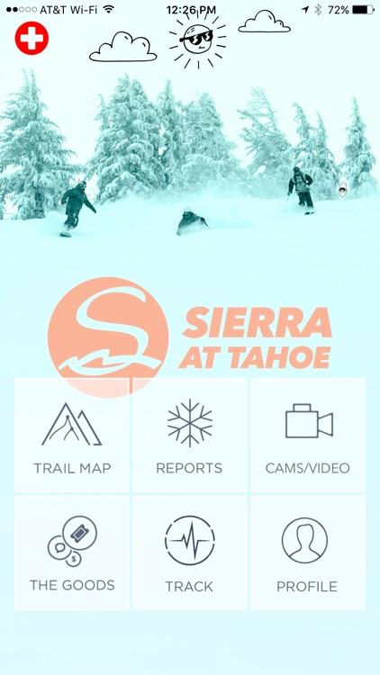 Sierra at Tahoe Ski Resort