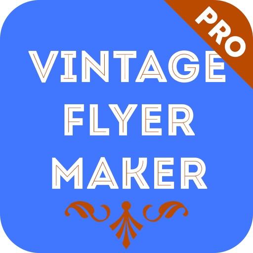 Vintage Flyer Maker Pro
