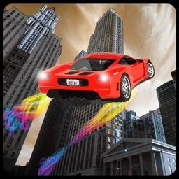3D City Car Stunts Simulator 2017