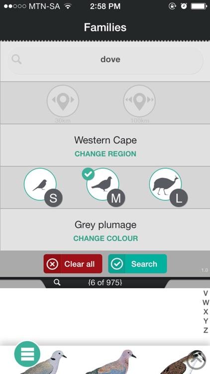 Newman's Birds of Southern Africa screenshot-4