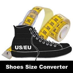 Shoes Size Converter