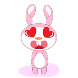 My Rabbits Cute Stickers