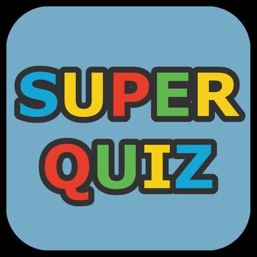 Super Quiz - For Mario Fans