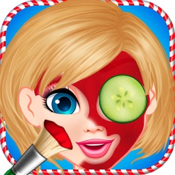 Christmas Doll Wedding Salon - Makeover & Dress Up