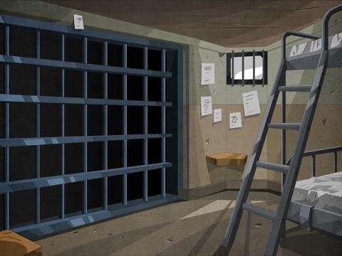 Бежать из тюрьмы на iPad