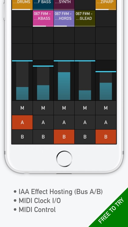LP-5 - Loop-based Music Sequencer screenshot-3