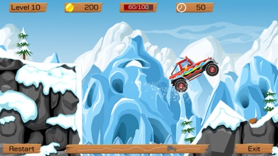 Screenshot #2 pour Snow Off Road Lite