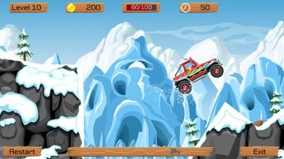 Snow Off Road Free screenshot 7