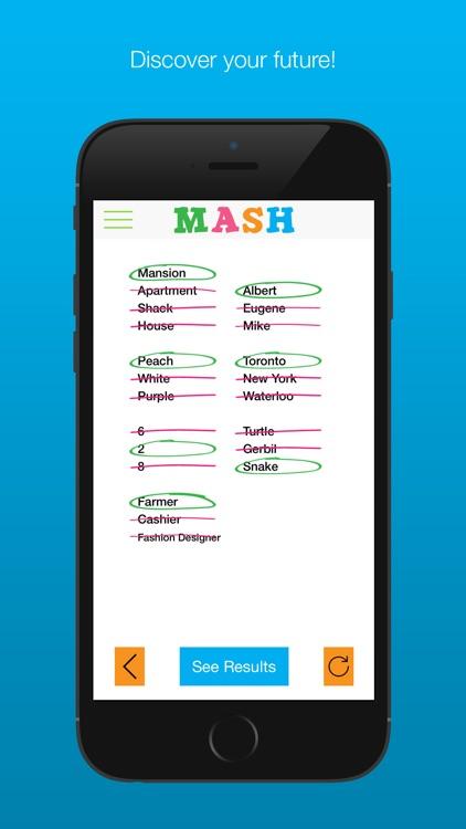 MASH Touch screenshot-3