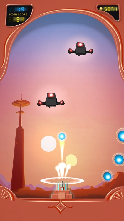 Tappy Invaders screenshot-3