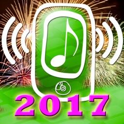 2017 - Happy New Year's Ringtones & Sounds