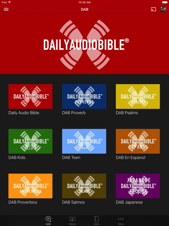 Daily Audio Bible App | App Price Drops