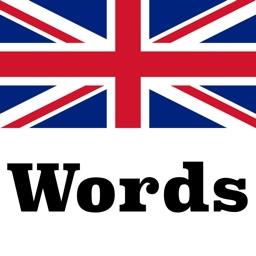 Aнглийских cлов - English Words