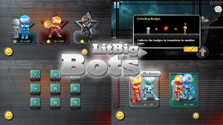 Lit Big Bots Deluxe screenshot-4