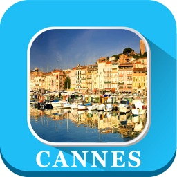 Cannes France - Offline Maps Navigator