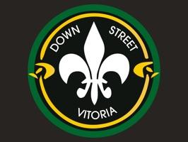 Down Street Stickers