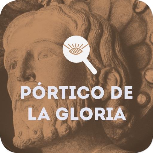 Pórtico de la Gloria. Catedral de Compostela