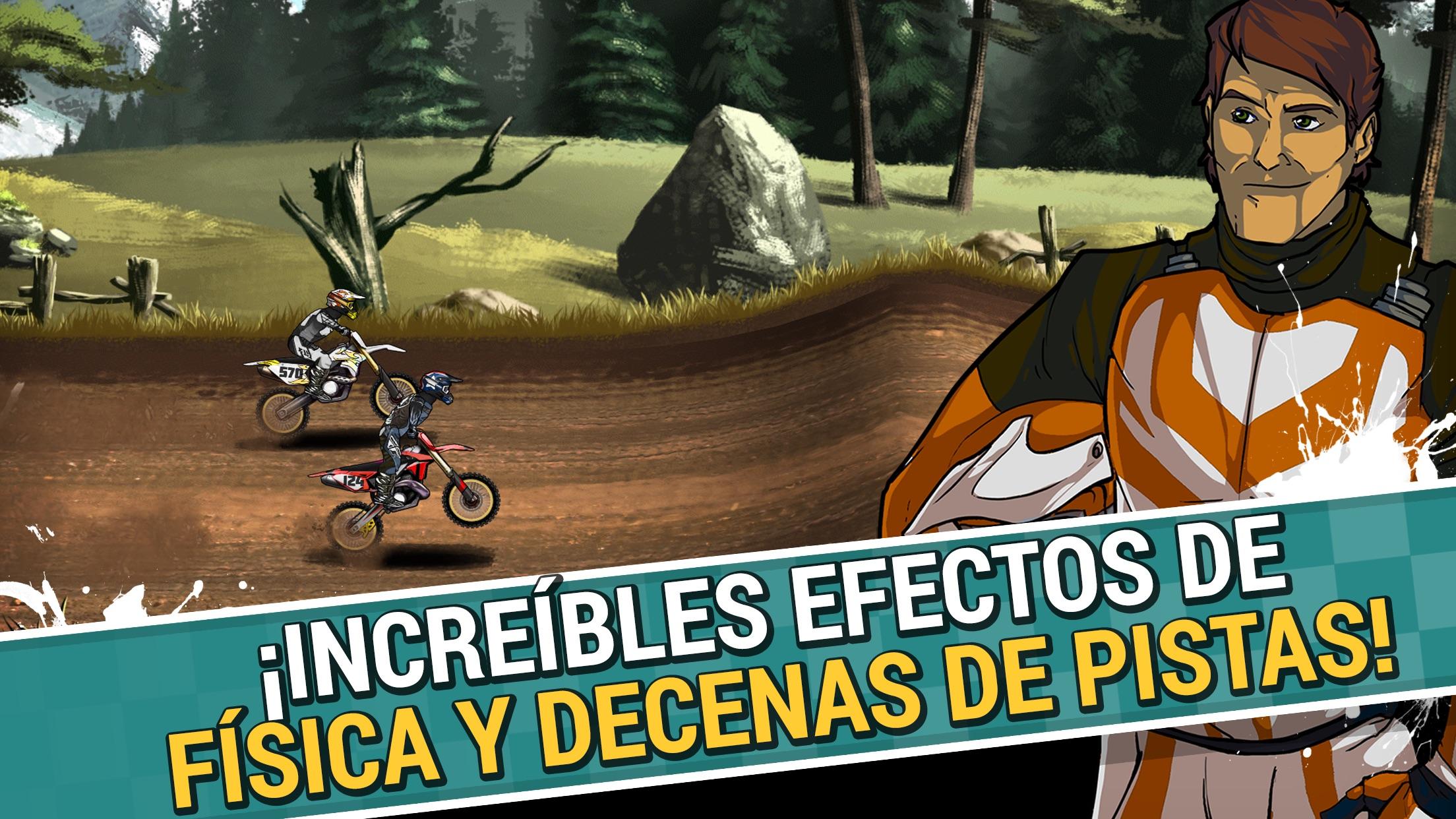 Mad Skills Motocross 2 Screenshot