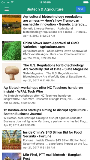 Biotech News Today: Industry & Research Updates on the App Store