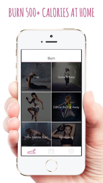 Bikini Body Cardio: Daily HIIT Workouts at Home