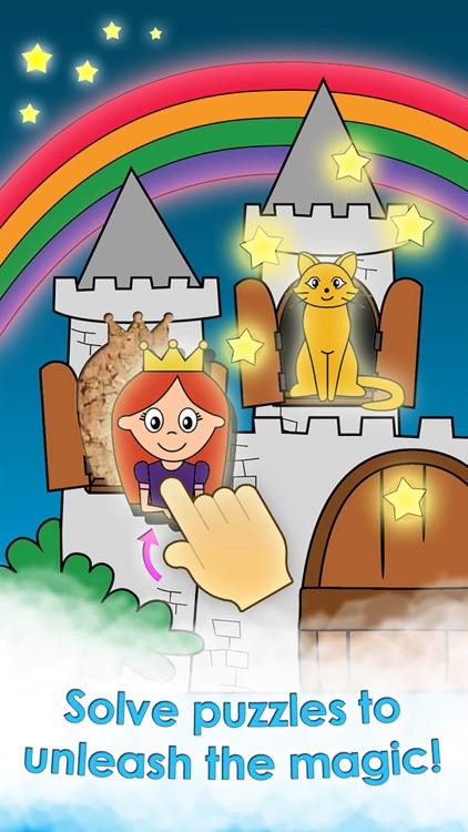 Princess Games for Girls Games Free Kids Puzzles screenshot-0