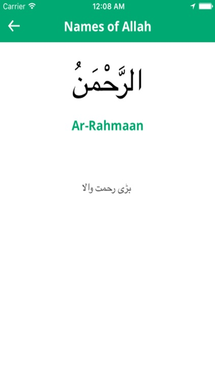 Quran in Urdu - Listen and read screenshot-4