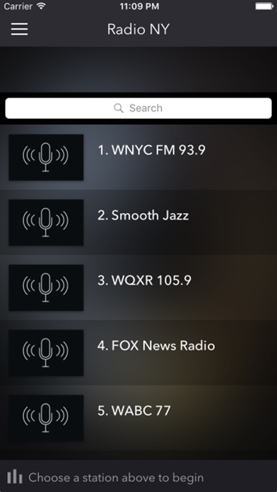 Nyc news radio stations fm