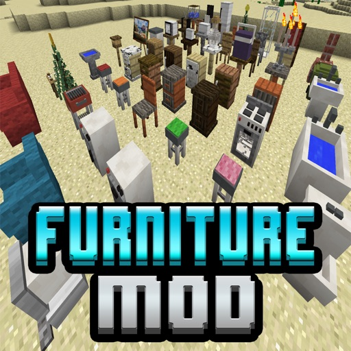 FURNITURE MOD for House Mansion Minecraft PC Guide