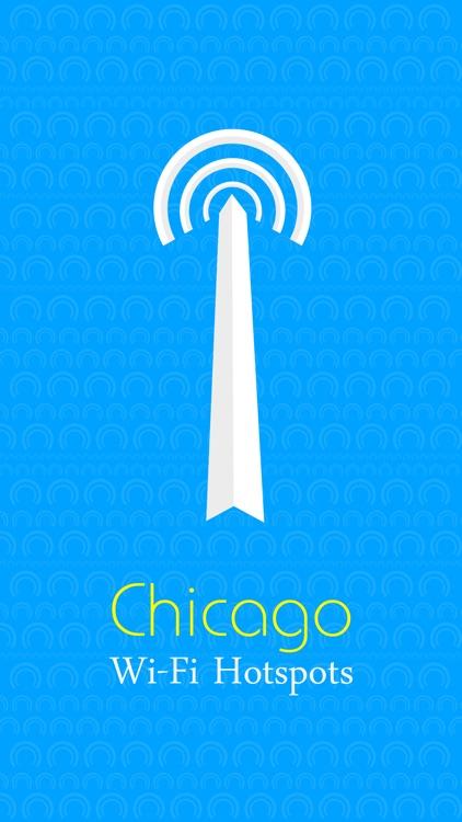 Chicago Wifi Spots