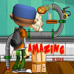 Amazing Brain Cool Puzzles - Physics Touch Games