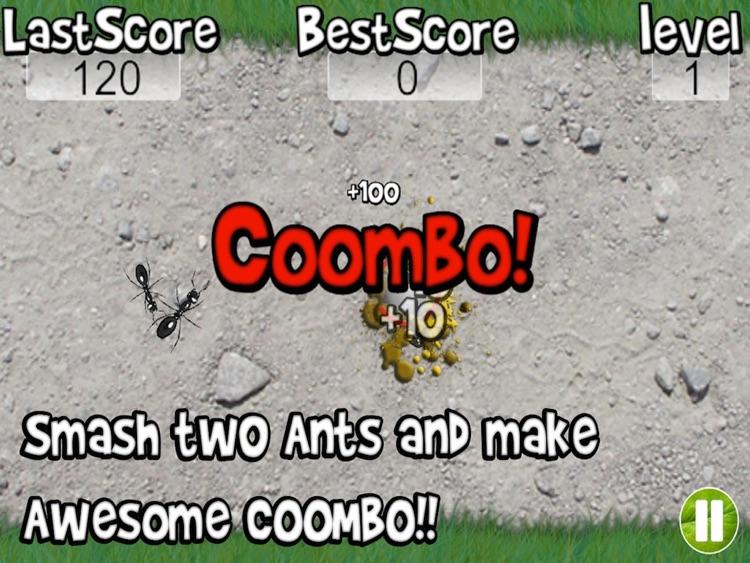 Squish these Ants HD screenshot-3