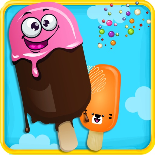 Sweet Ice Candy Bar Kids Party