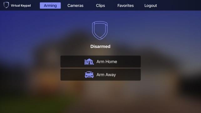 Virtual Keypad on the App Store