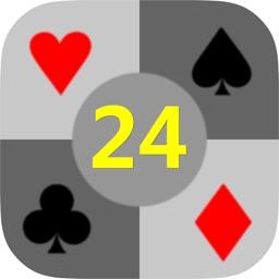 Poker24(Train your brain)