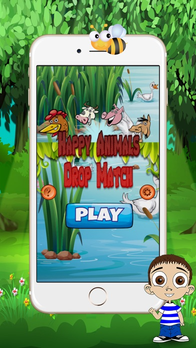 farm animals drop down screenshot one