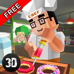 Donut Maker: Cooking Chef