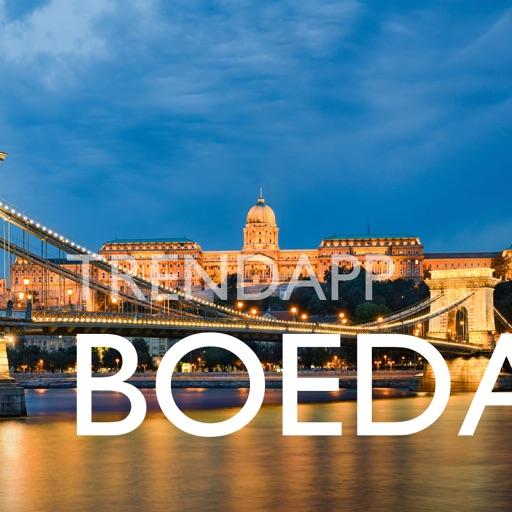 Trendguide Boedapest application logo