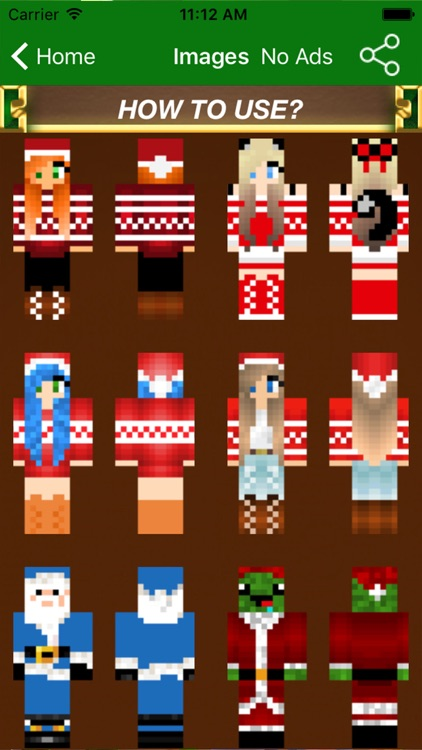 Xmas Skins PRO For Minecraft Pocket Edition PE PC