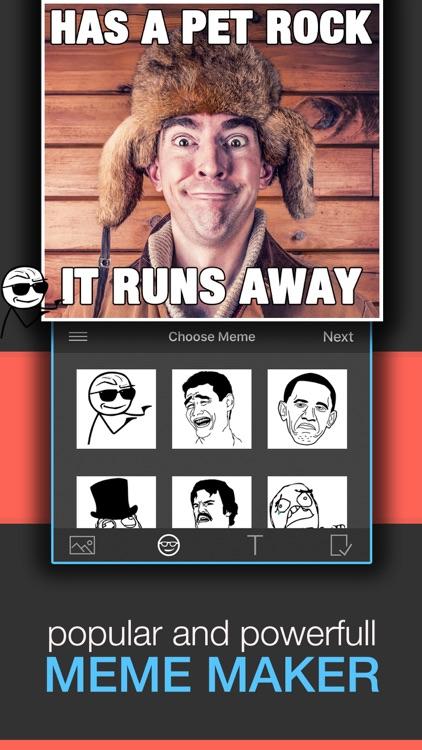 Meme Creator - Memes Generator & Poster Maker