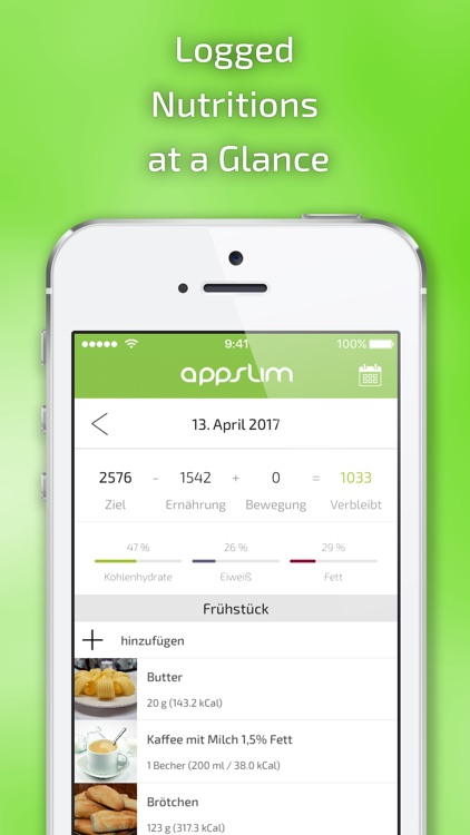 appslim – healthy lose weight